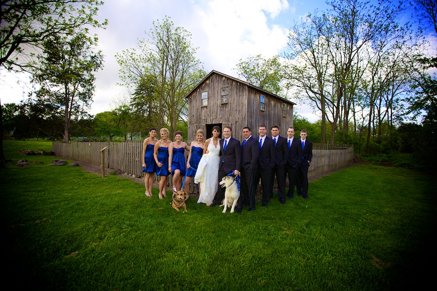 Cobblestone Farm Ann Arbor Wedding (16)