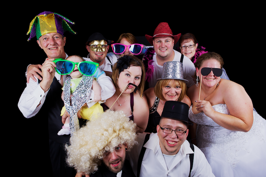 Photo Booth Rental Michigan is an awesome and fun way to celebrate a wedding