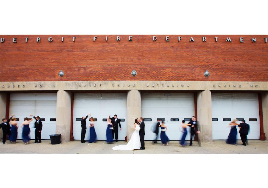Detroit Athletic Club Wedding (33)