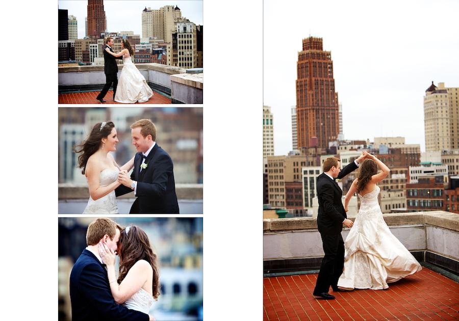 Detroit Athletic Club Wedding (37)