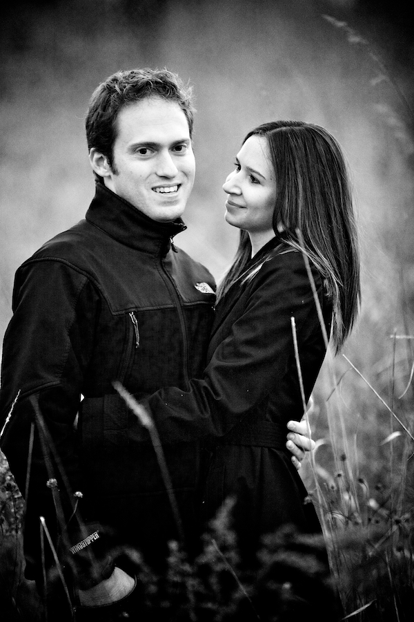 artistic engagement pictures botanical gardens