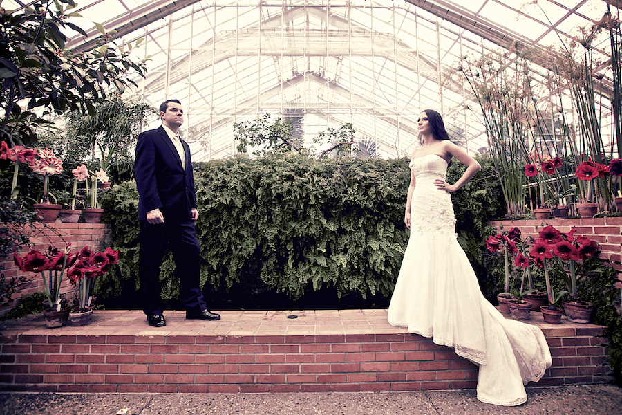 Matthaei Botanical Gardens Wedding 03