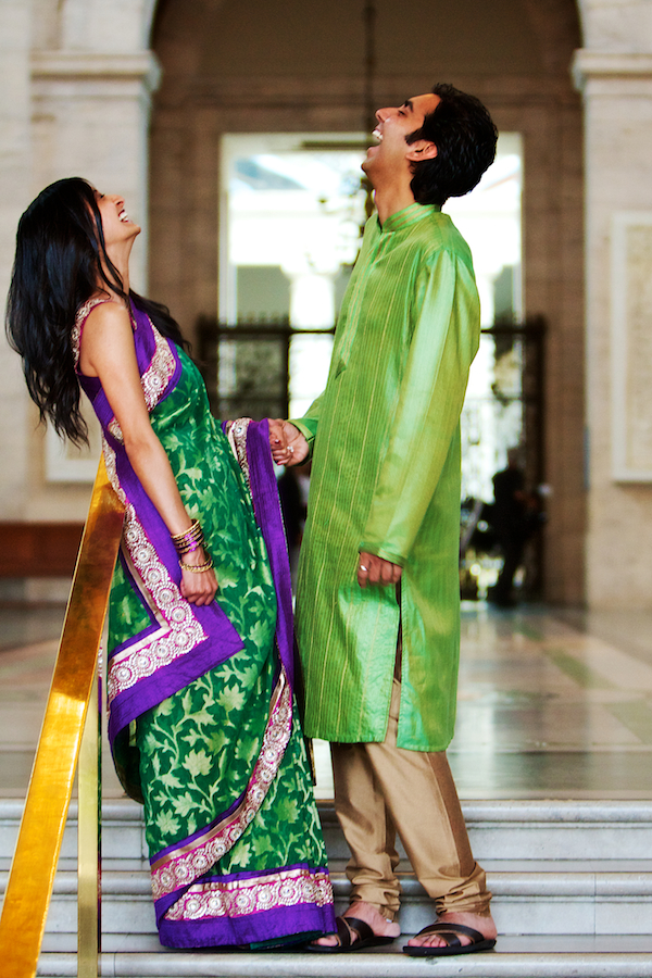 Indian Engagement Photos 005