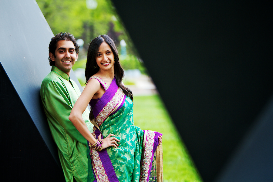Indian Engagement Photos 011