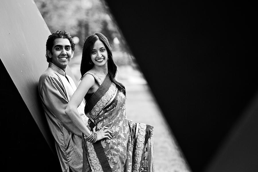 Indian Engagement Photos 012