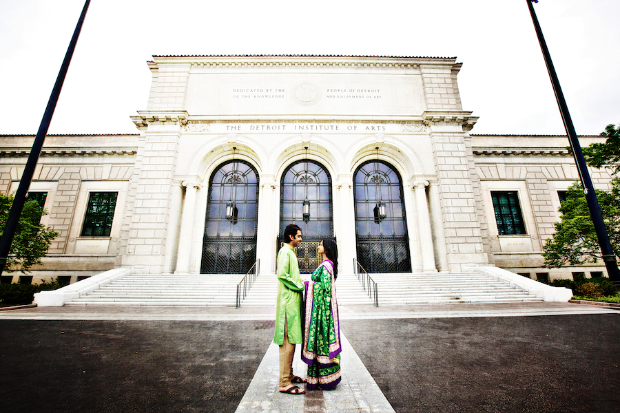 Indian Engagement Photos 014