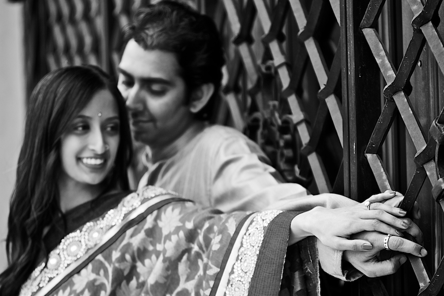 Indian Engagement Photos 015