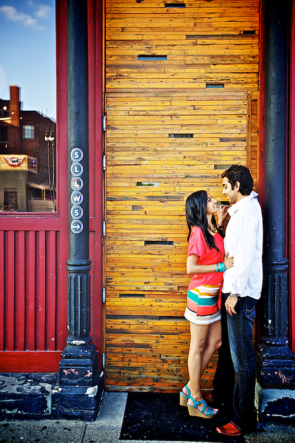 Indian Engagement Photos 027