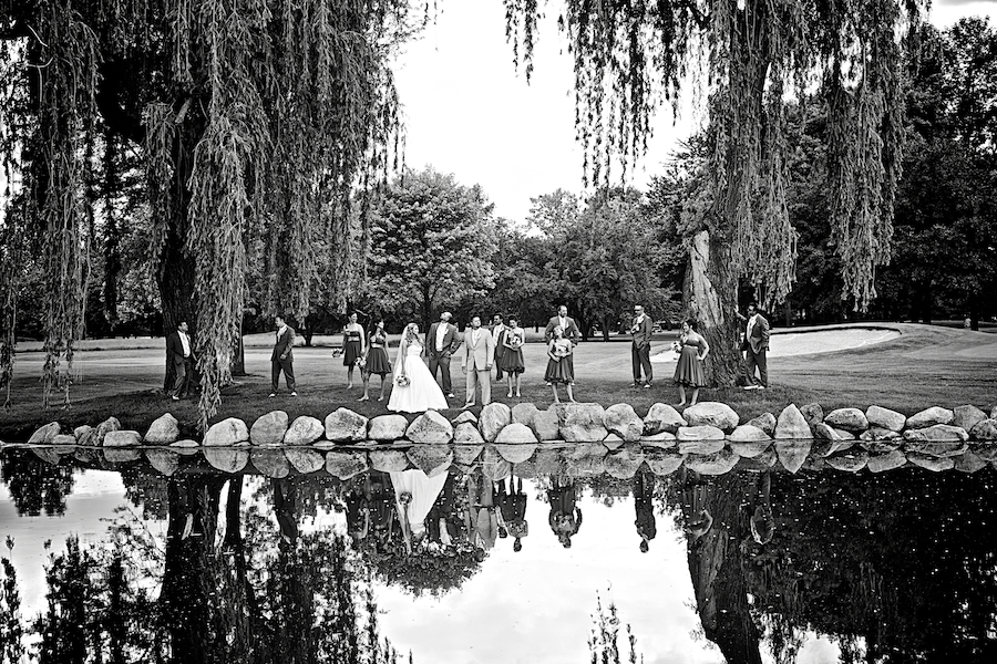 Dearborn Country Club Wedding Photography MI (12)