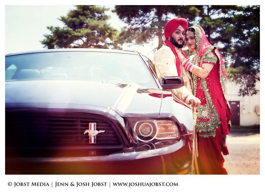 Troy Marriott Wedding Sikh Indian 06
