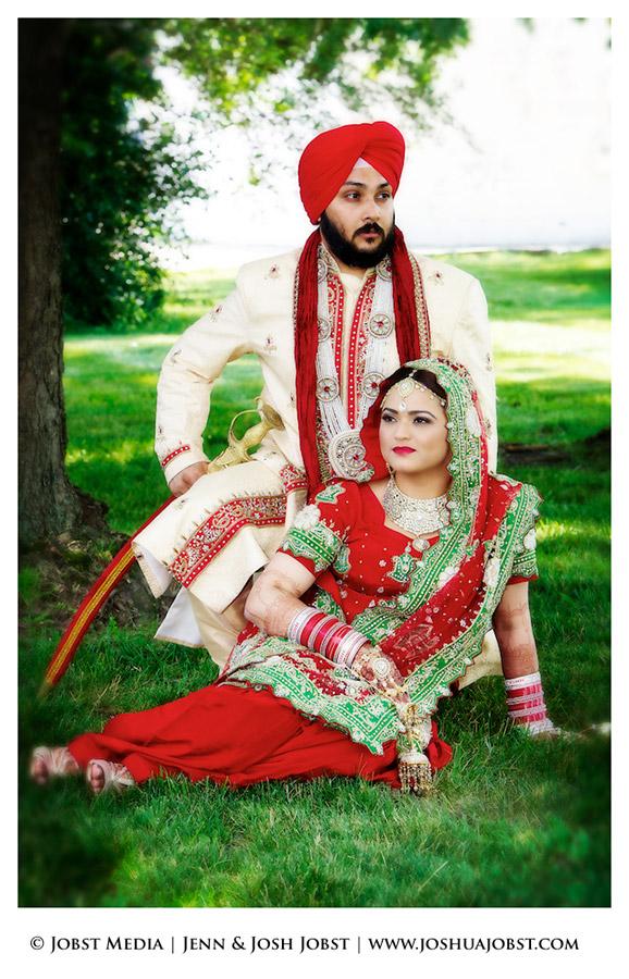Troy Marriott Wedding Sikh Indian 08