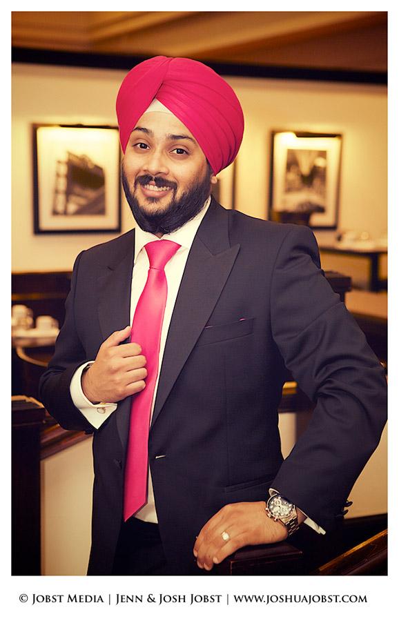 Troy Marriott Wedding Sikh Indian 14