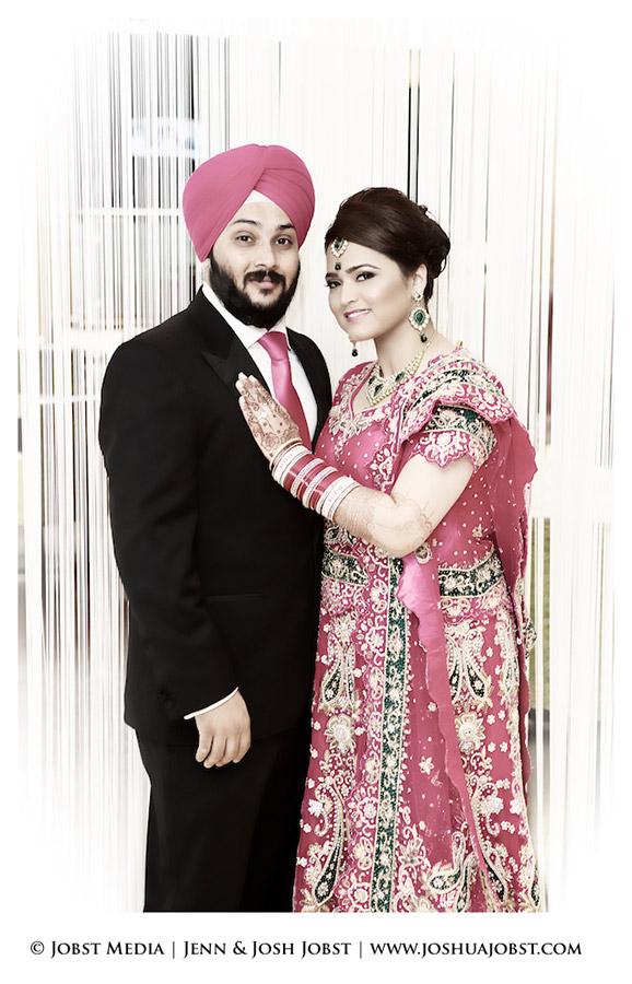 Troy Marriott Wedding Sikh Indian 15