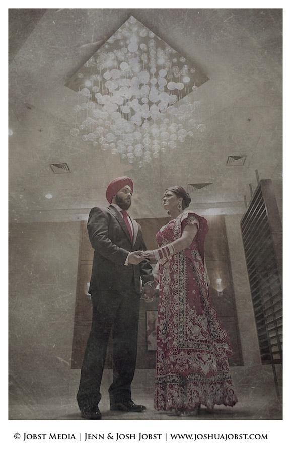 Troy Marriott Wedding Sikh Indian 16