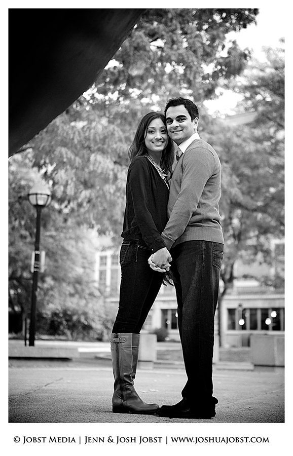 Engagement Photos Indian Ann Arbor MI 05