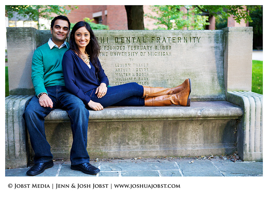 Engagement Photos Indian Ann Arbor MI 09