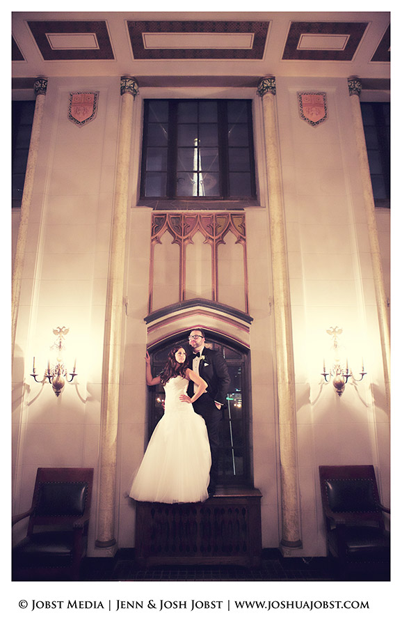 Masonic Temple Wedding Detroit MI 21