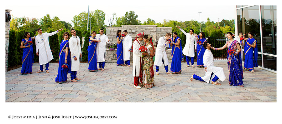 Michigan Indian Wedding Photography Diamond Center 020