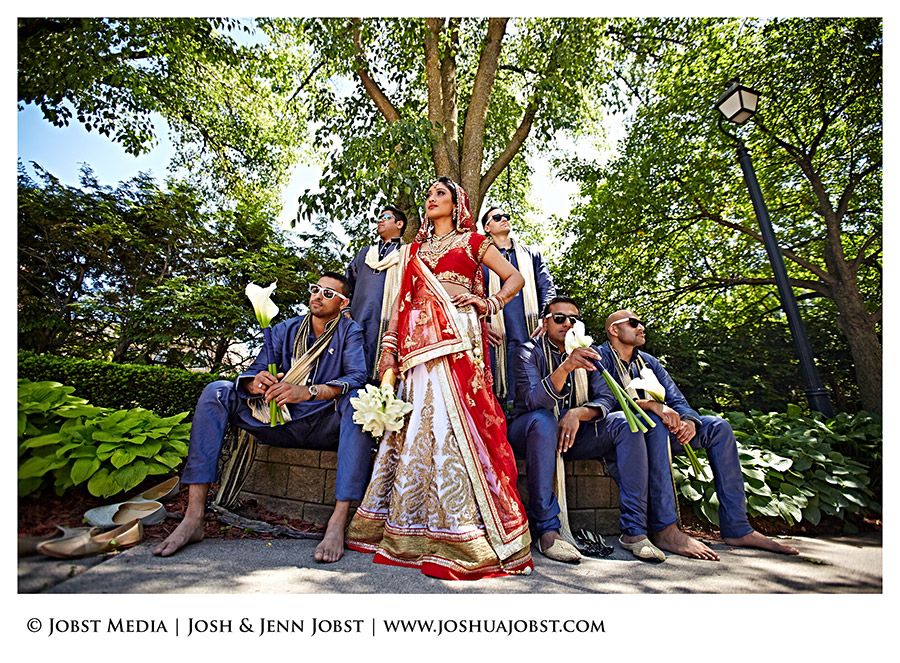 Indian Wedding Dearborn Inn 19