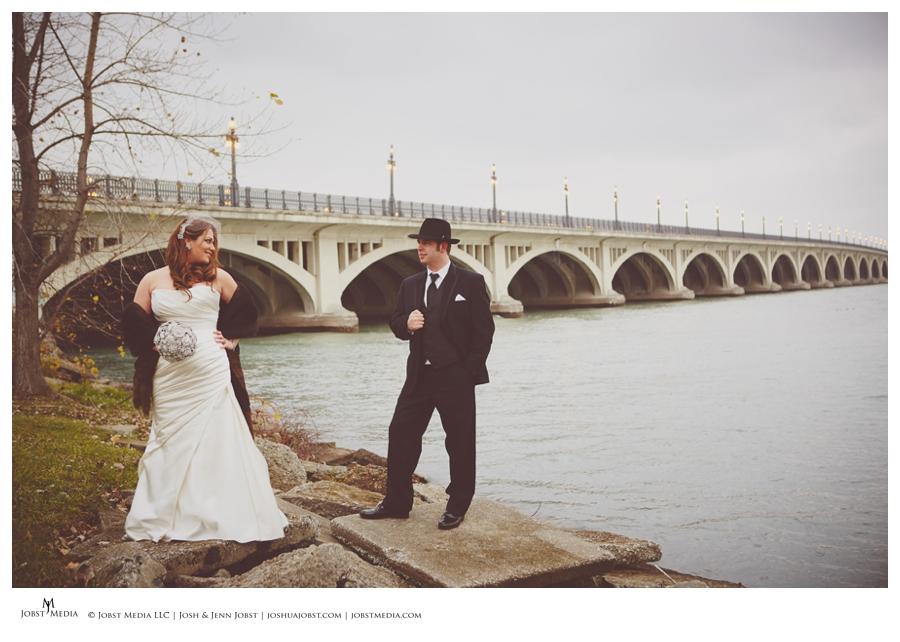 Artistic Vintage Wedding 01
