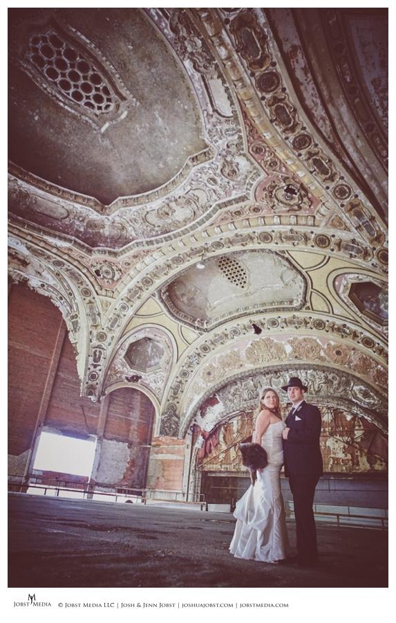 Artistic Vintage Wedding 11