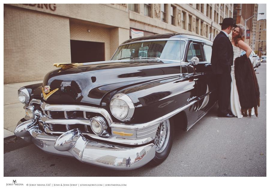 Artistic Vintage Wedding 14