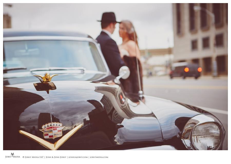 Artistic Vintage Wedding 15