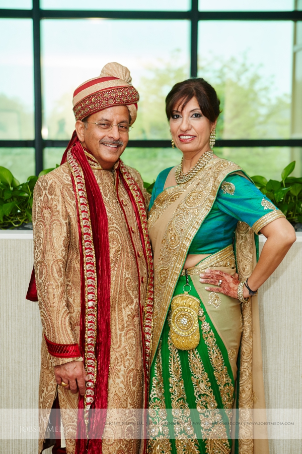 Indian Wedding Westin Atrium Shenandoah Country Club 17