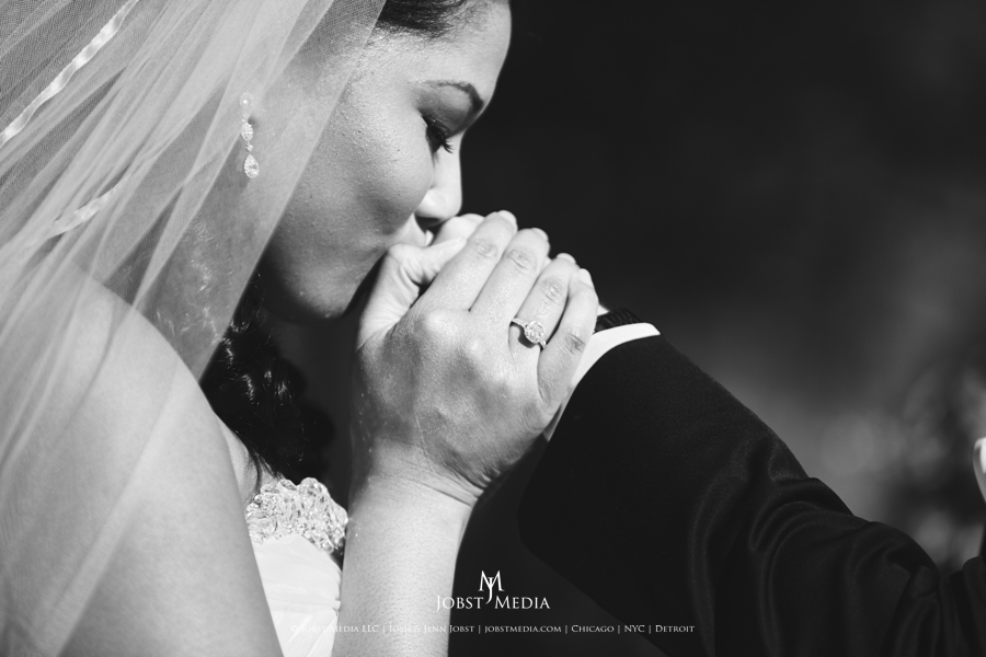 Meadowbrook Hall Wedding Detroit MI 14