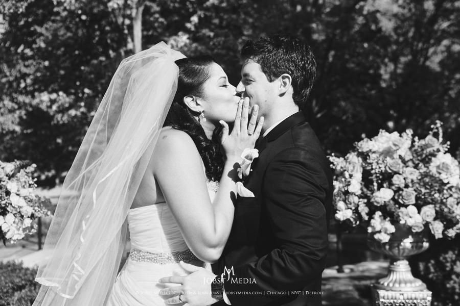 Meadowbrook Hall Wedding Detroit MI 16