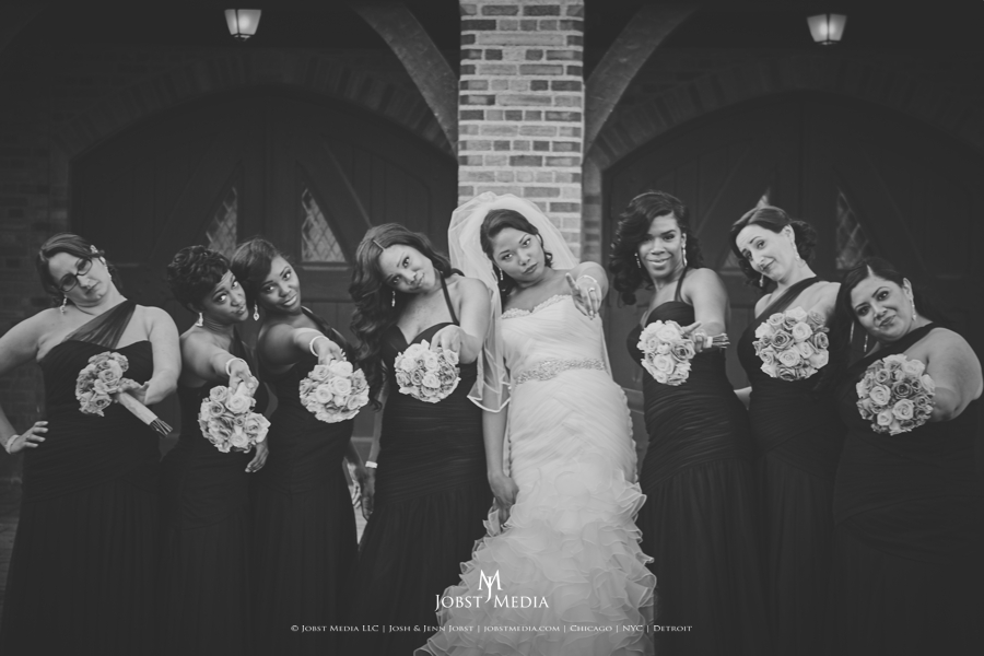 Meadowbrook Hall Wedding Detroit MI 31