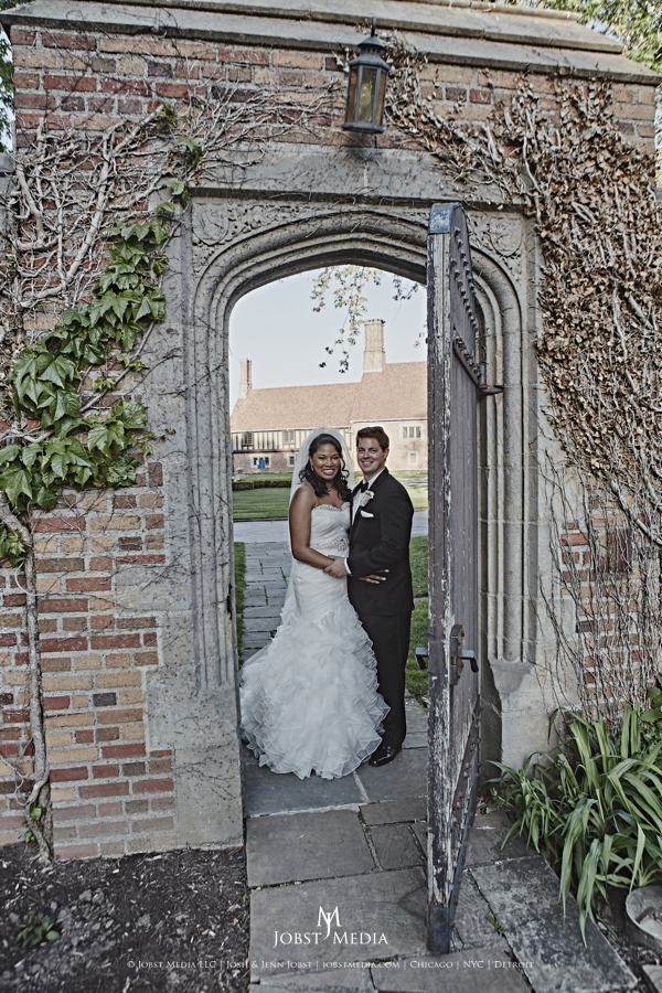 Meadowbrook Hall Wedding Detroit MI 34