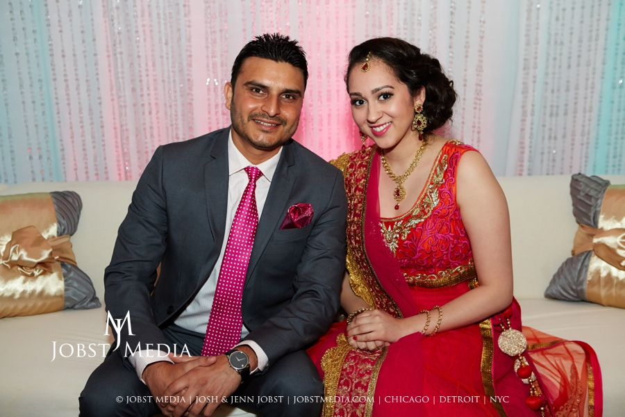 Puneet + Jatinder Engagement Party 012