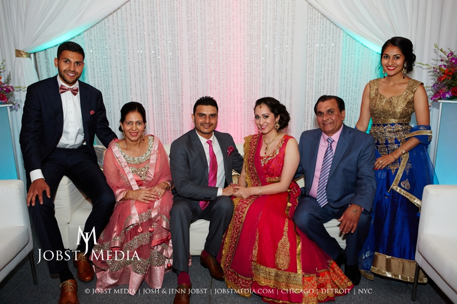 Puneet + Jatinder Engagement Party 015