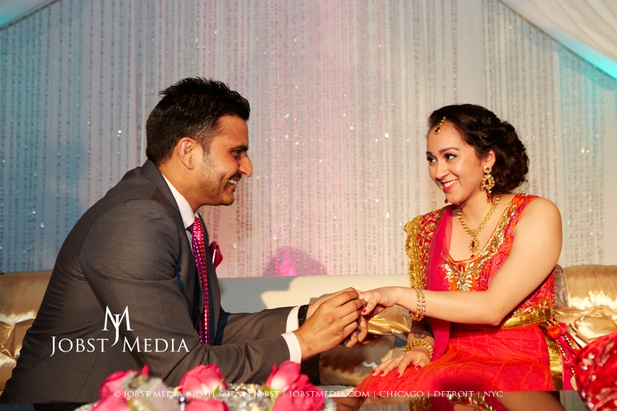 Puneet + Jatinder Engagement Party 074