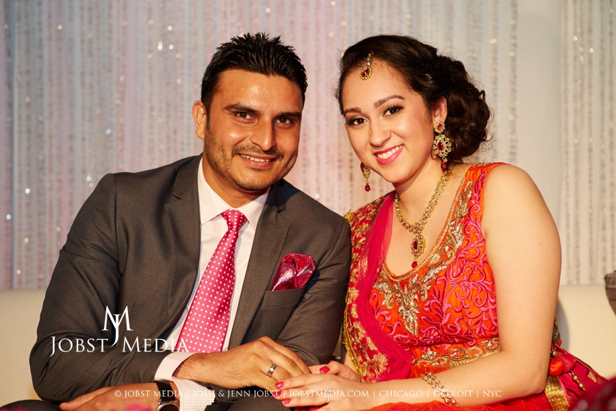 Puneet + Jatinder Engagement Party 080