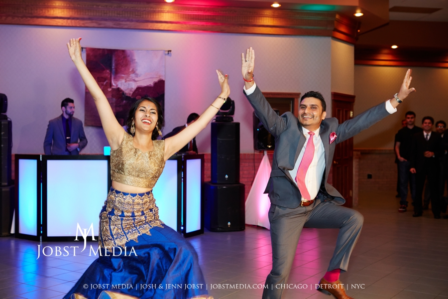 Puneet + Jatinder Engagement Party 136