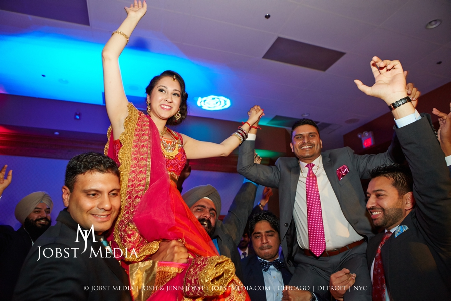 Puneet + Jatinder Engagement Party 153
