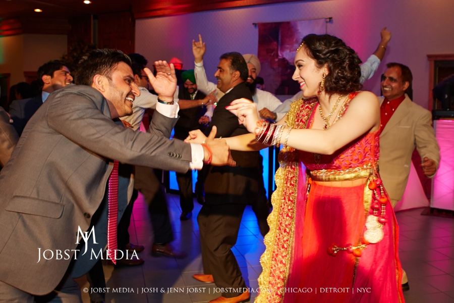 Puneet + Jatinder Engagement Party 255