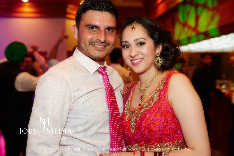 Puneet + Jatinder Engagement Party 333