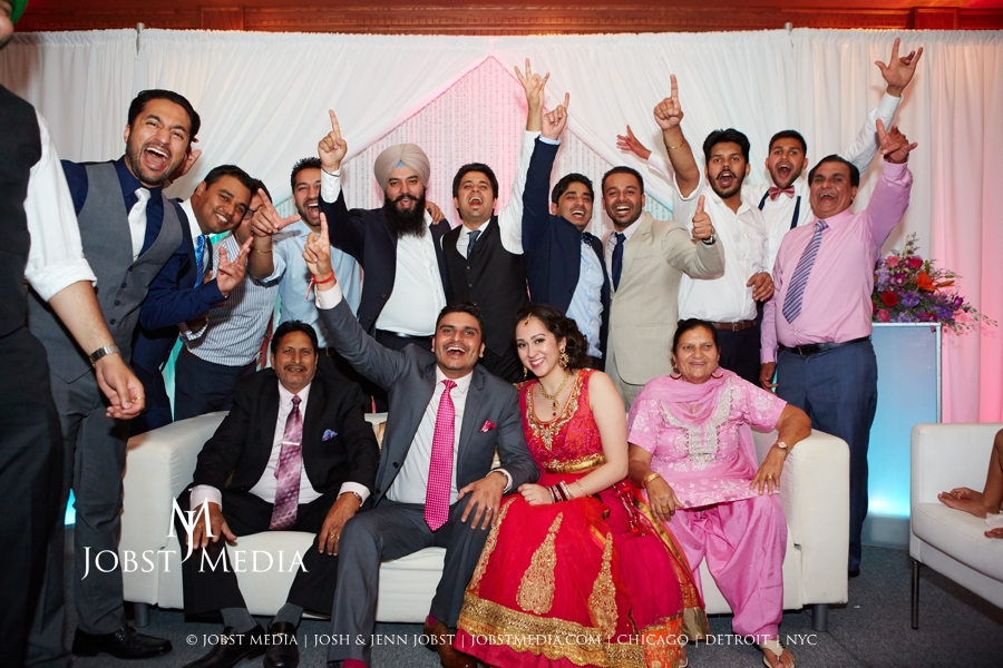 Puneet + Jatinder Engagement Party 365