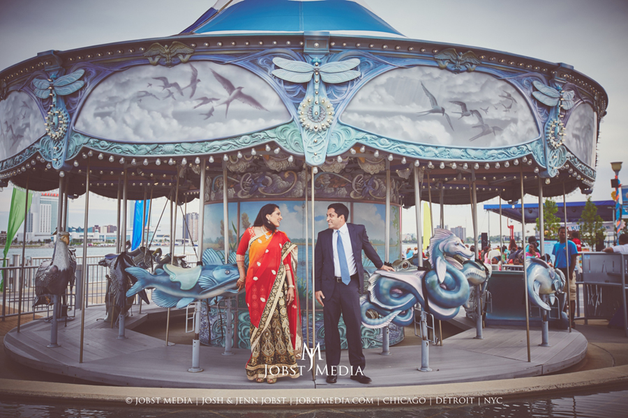 Carousel Detroit Engagement 003
