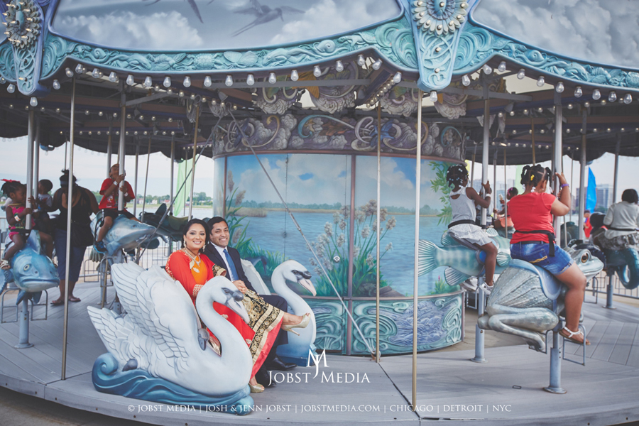 Carousel Detroit Engagement 005