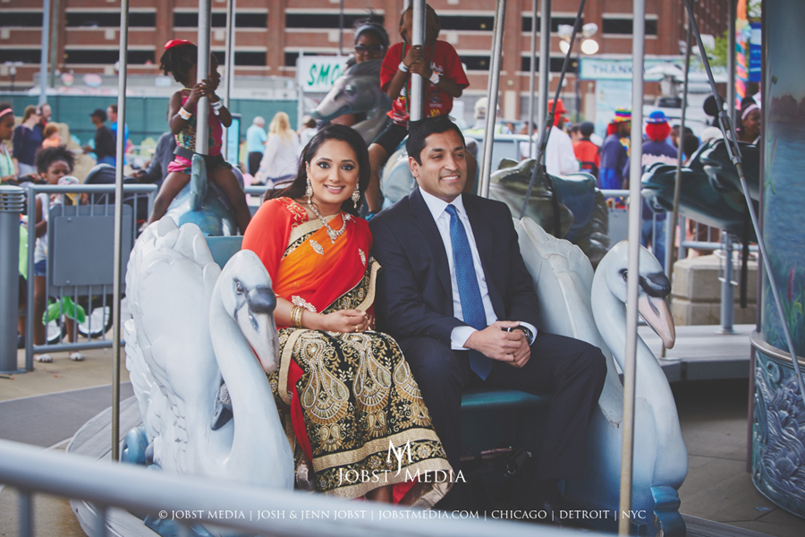 Carousel Detroit Engagement 010