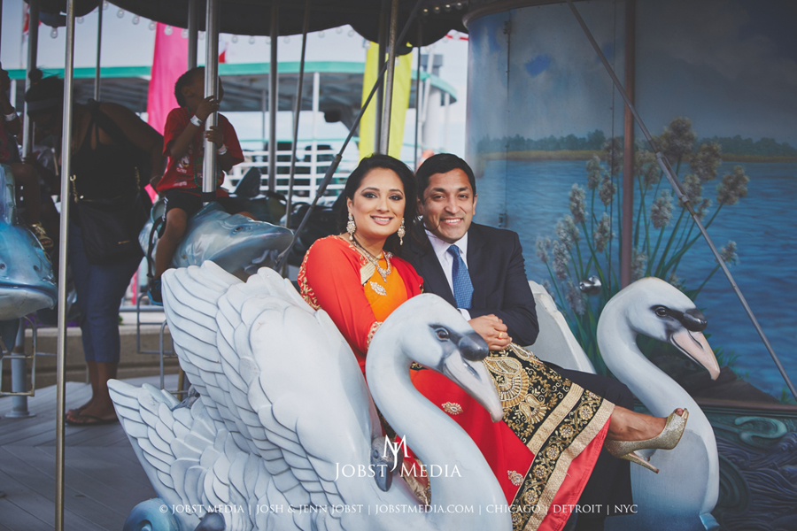 Carousel Detroit Engagement 011