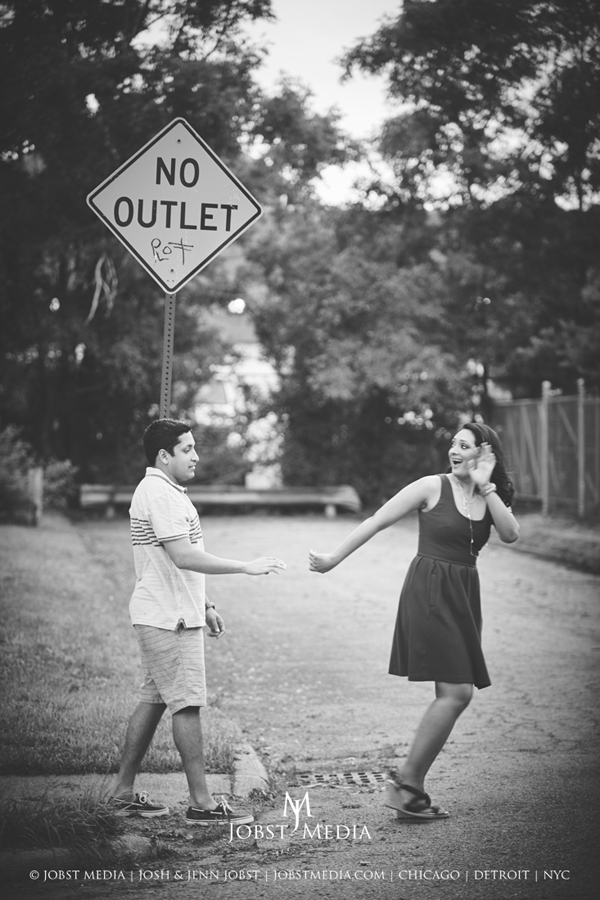 Old Train Station Detroit Engagement 032