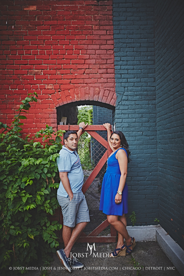 Old Train Station Detroit Engagement 035